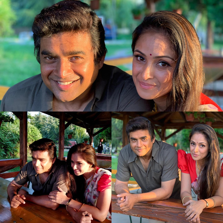 Madhavan-Simran eternally elegant chemistry continues with 'Rocketry' Movie