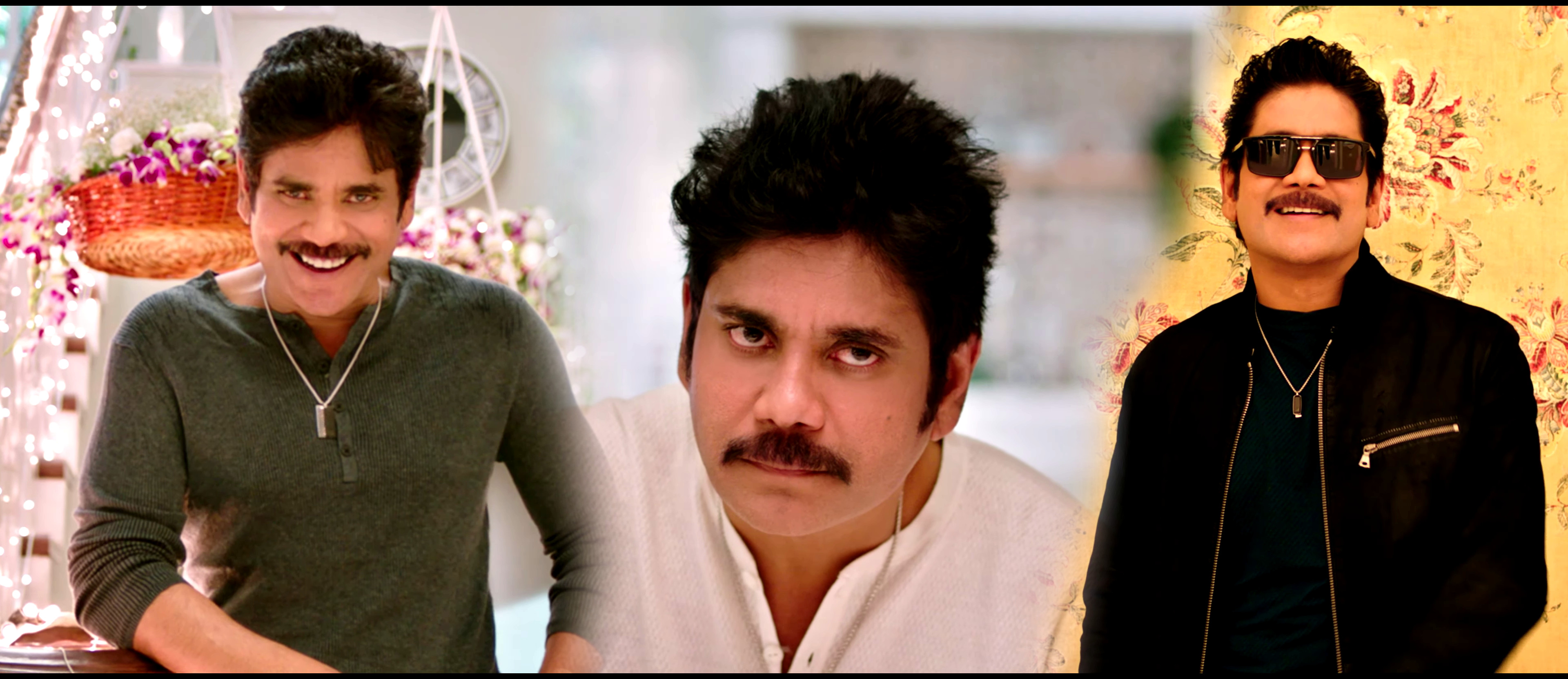 Nagarjuna Manmadhudu 2 Movie Teaser
