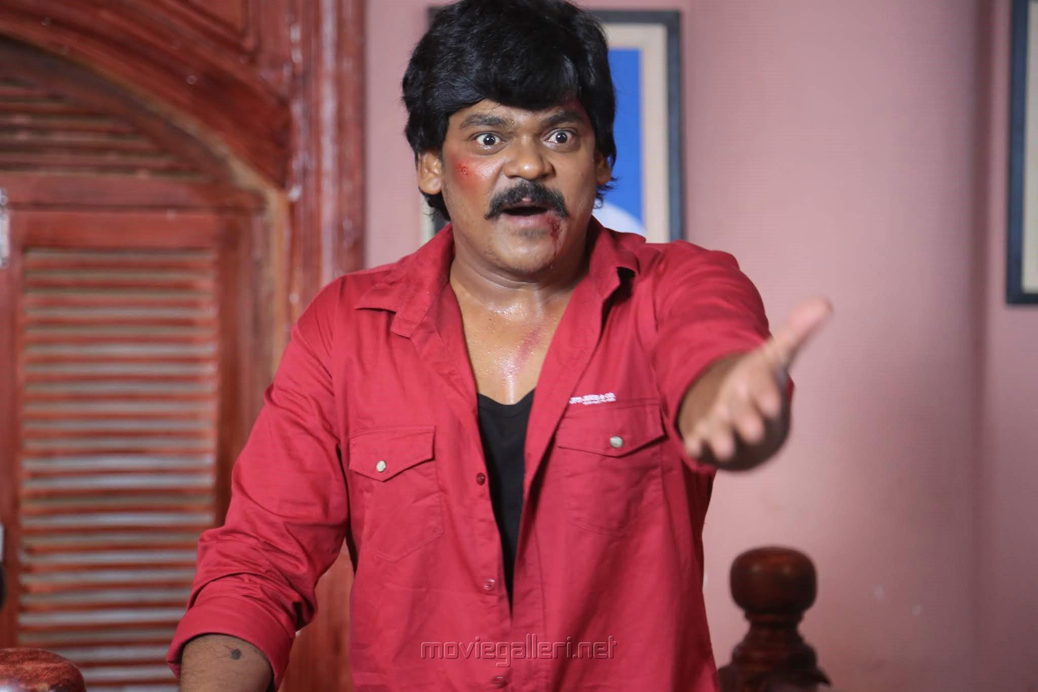 Nene Kedi No 1 Movie Hero Shakalaka Shankar HD Stills