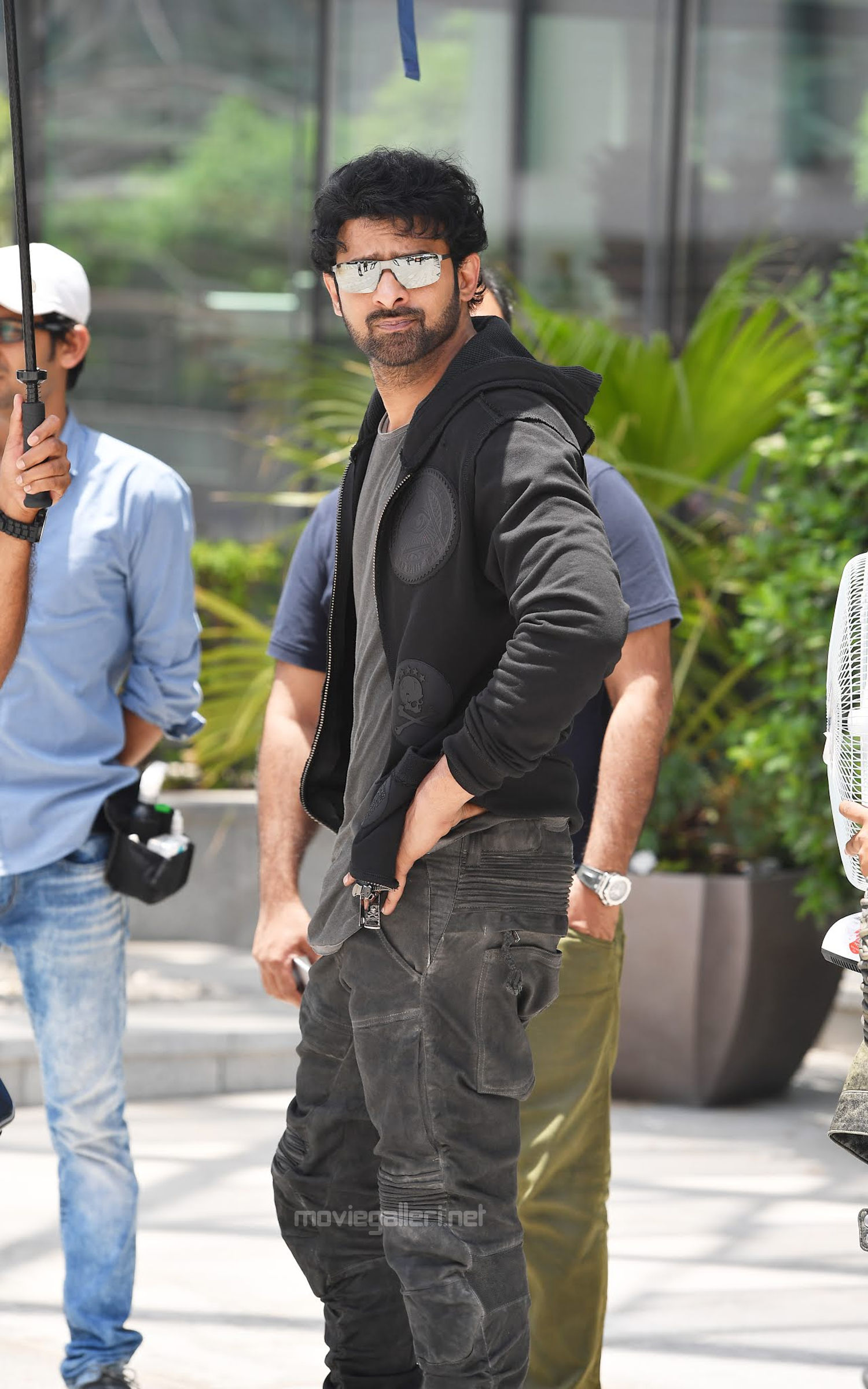 Prabhas Saaho completes another Song shoot