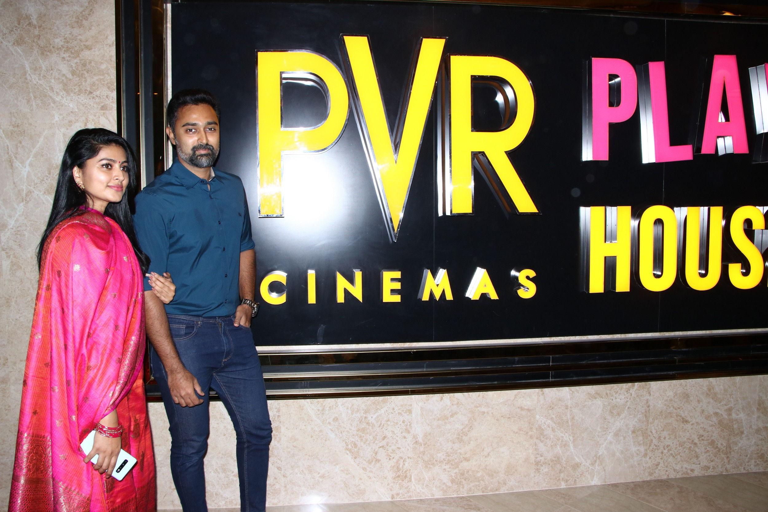 Prasanna & Sneha @ PVR Cinemas Play House Launch