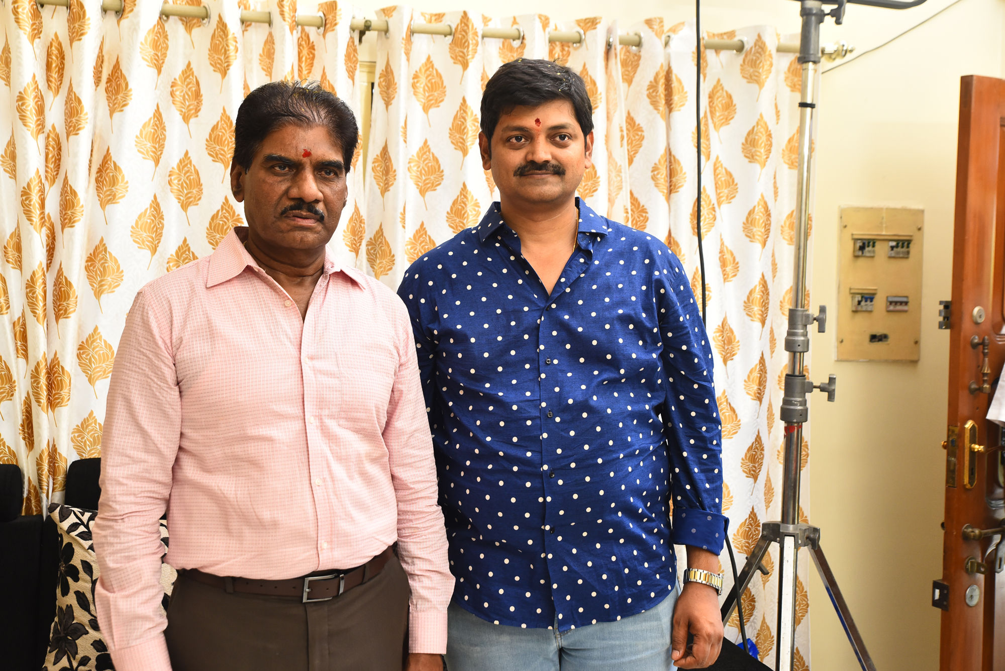 Raj Tarun Starrer Directed By Konda Vijaykumar In KK Radhamohan's Production Launched With Pooja Ceremony
