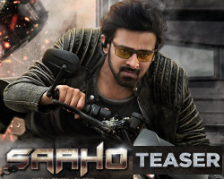 Saaho Movie Official Teaser