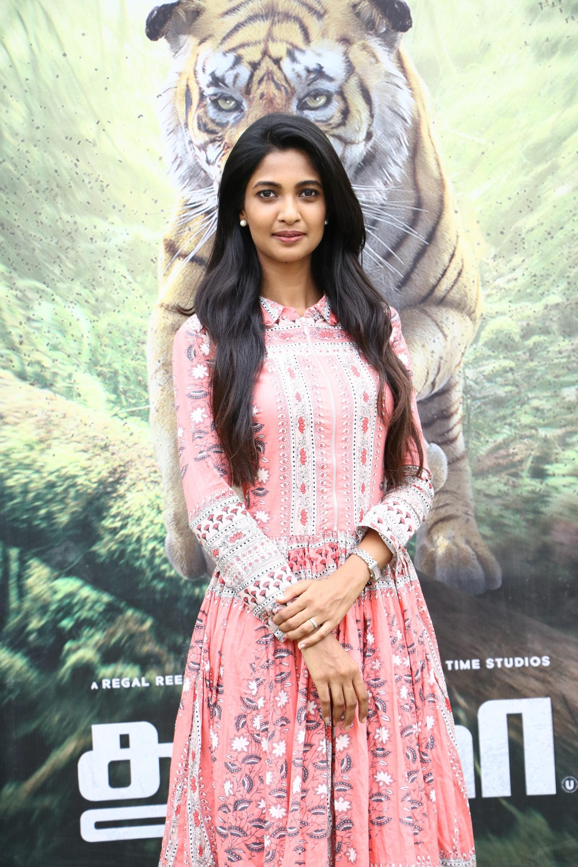 Thumbaa Heroine Keerthi Pandian relatable to real life character