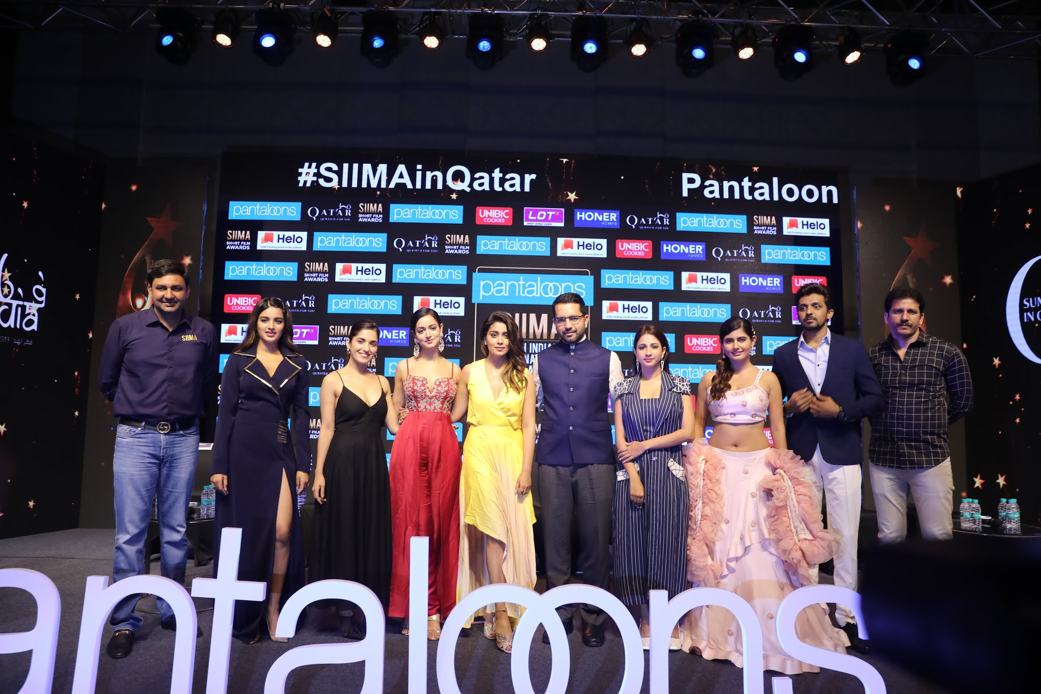 """Pantaloons SIIMA"" to host its 8th Edition in Qatar on 15th-16th August"
