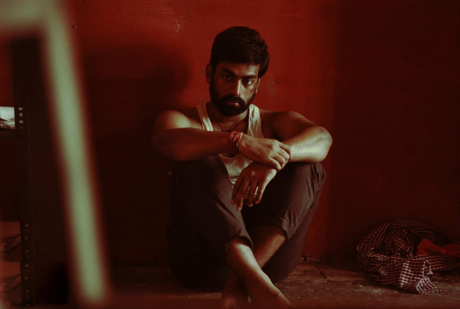 Actor Rakshith in Palasa Movie Stills