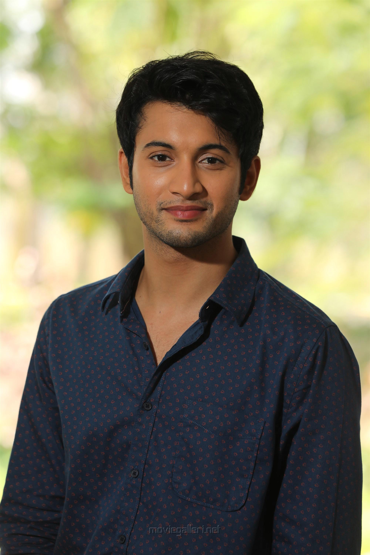 Actor Rohit Saraf in Enge Andha Vaan Movie Stills HD