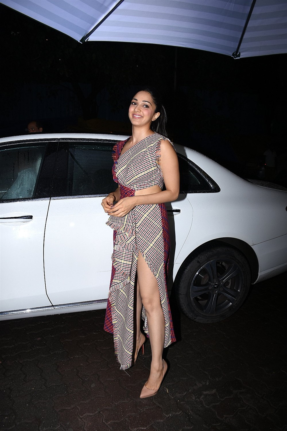 Actress Kiara Advani @ Kabir Singh Success Party Pics