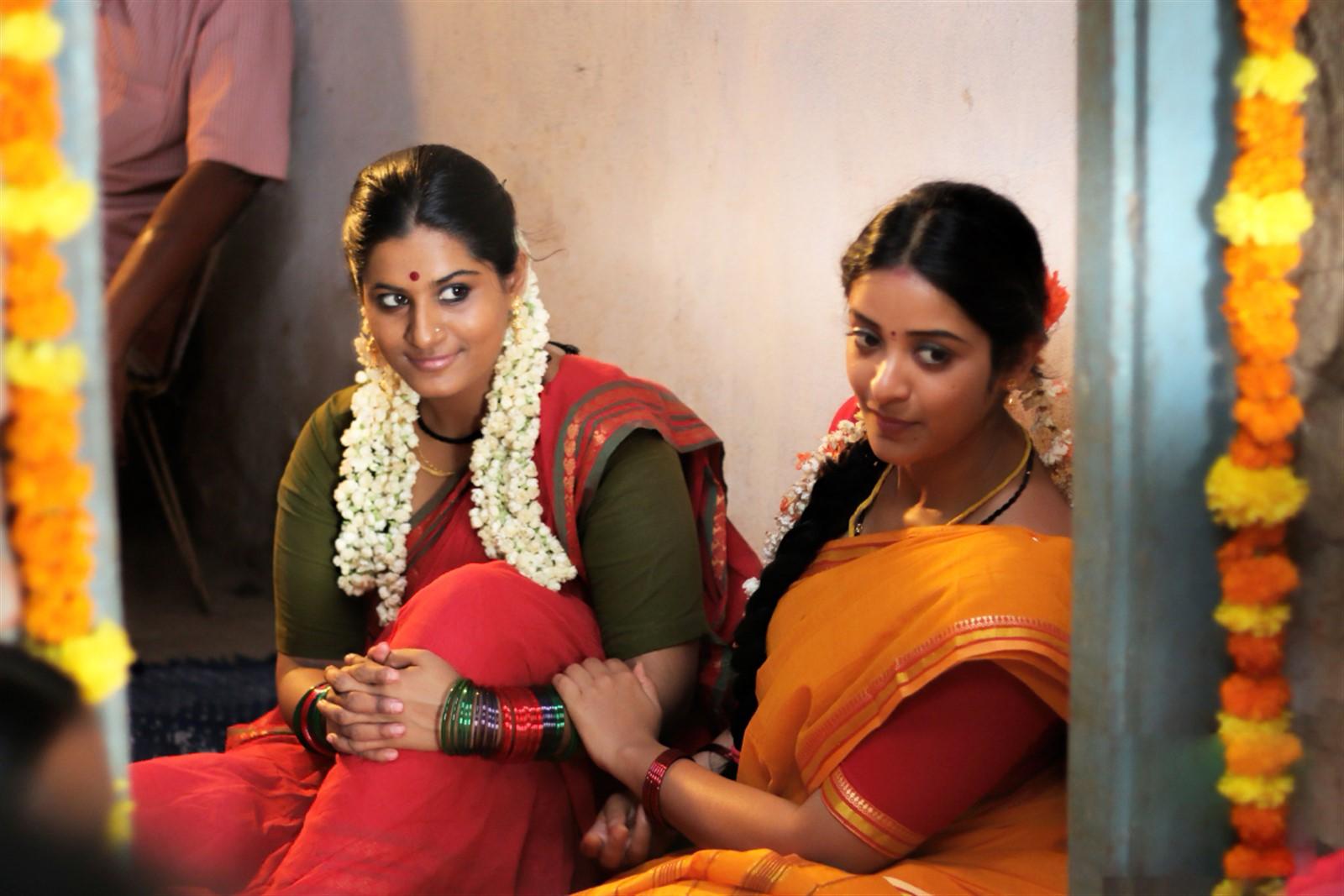 Actress Nakshatra in Palasa Movie Stills
