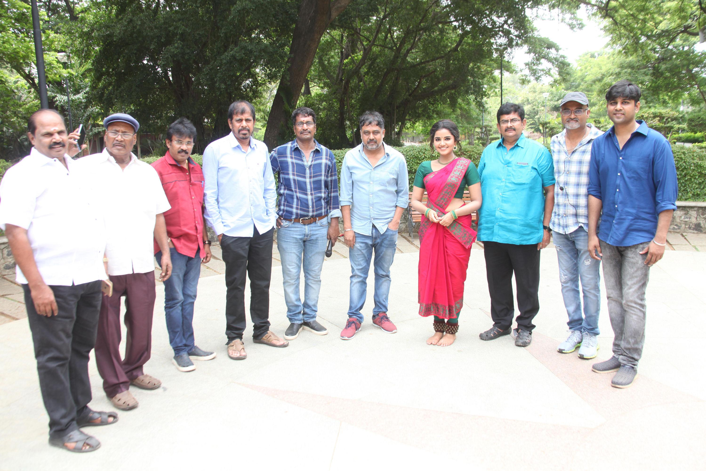 Atharva Anupama Parameswaran Movie Started