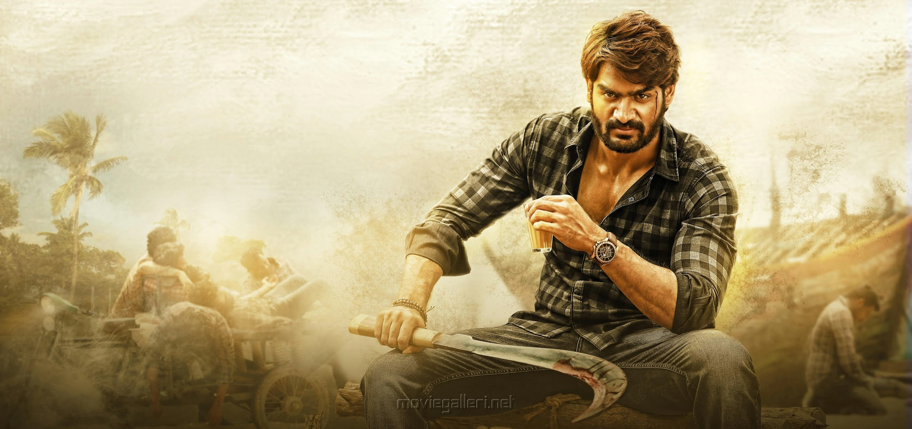 Kartikeya Guna 369 movie release date on August 2nd