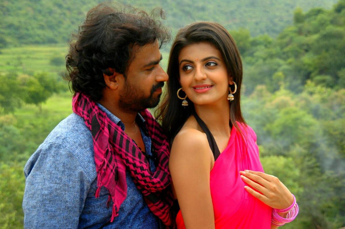 Manjunath & Tanishq Rajan in Maa Oori Prema Katha Movie Stills