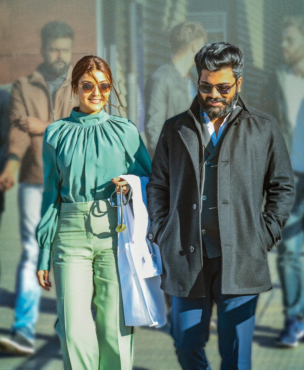 Sharwanand Kajal Aggarwal Ranarangam release date on Independence Day 15th August