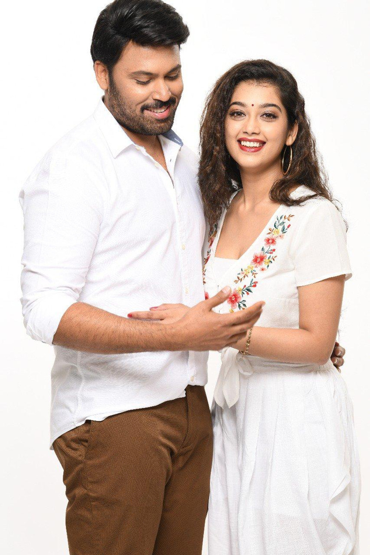 Actress Digangana Suryavanshi New Movie Launched