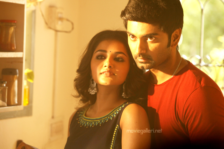 Atharva Anupama Parameswaran Movie Images