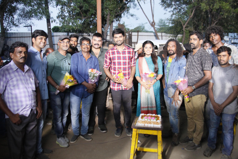 Atharvaa Murali-Anupama Parameswaran starrer wraps up the first schedule