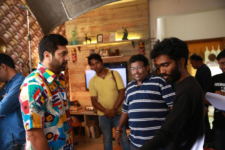 Jayam Ravi Yogi Babu Director Pradeep Ranganathan about Comali Movie (1)