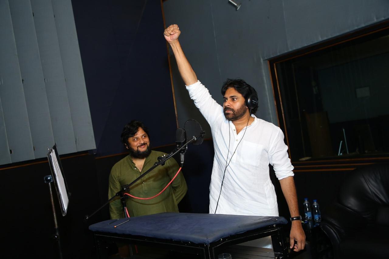 Pawan Kalyan voiceover to SyeRaa Movie Teaser Photos