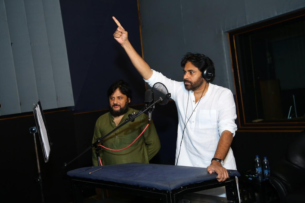 Pawan Kalyan voiceover to SyeRaa Teaser Photos