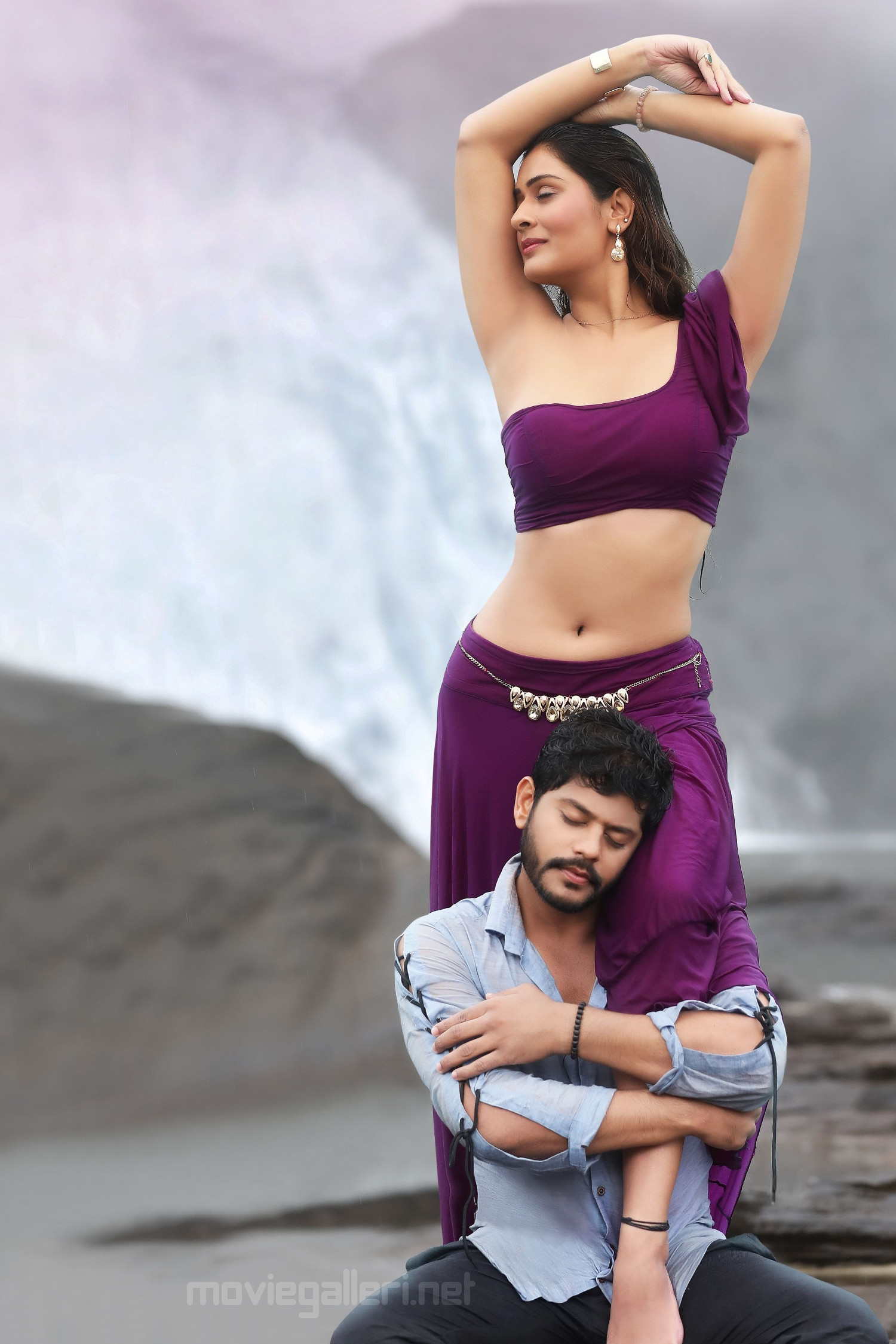 Payal Rajput Tejus Kancherla RDX Love Movie Stills HD