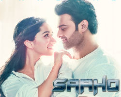 Prabhas Saaho Release Today Poster