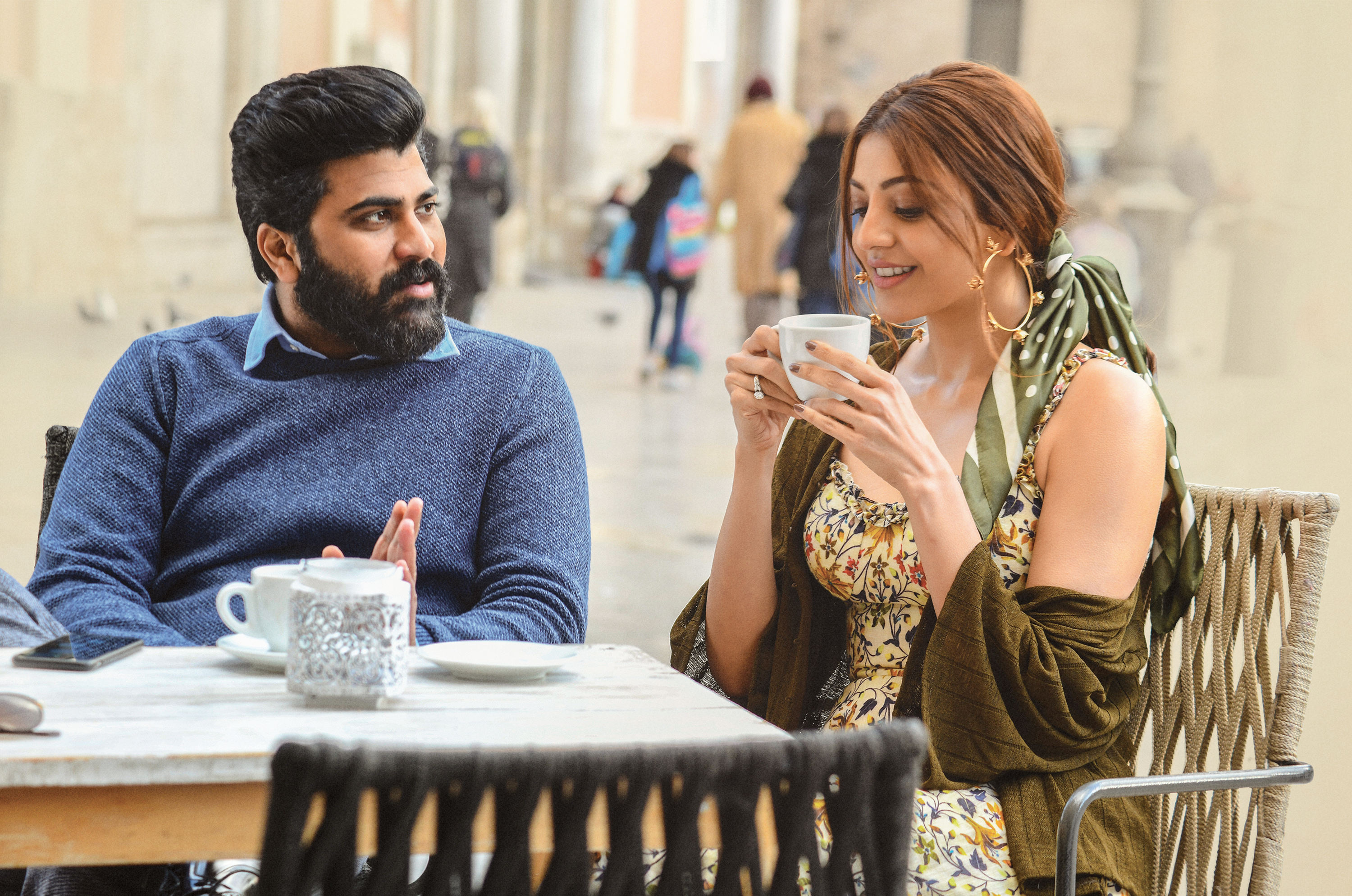 Sharwanand Ranarangam completes censor gets UA certificate