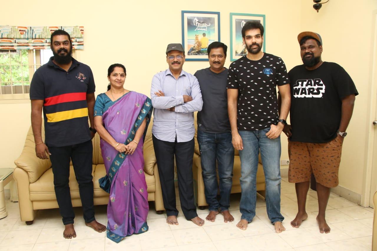Sibiraj-Sathyaraj combination in a new film