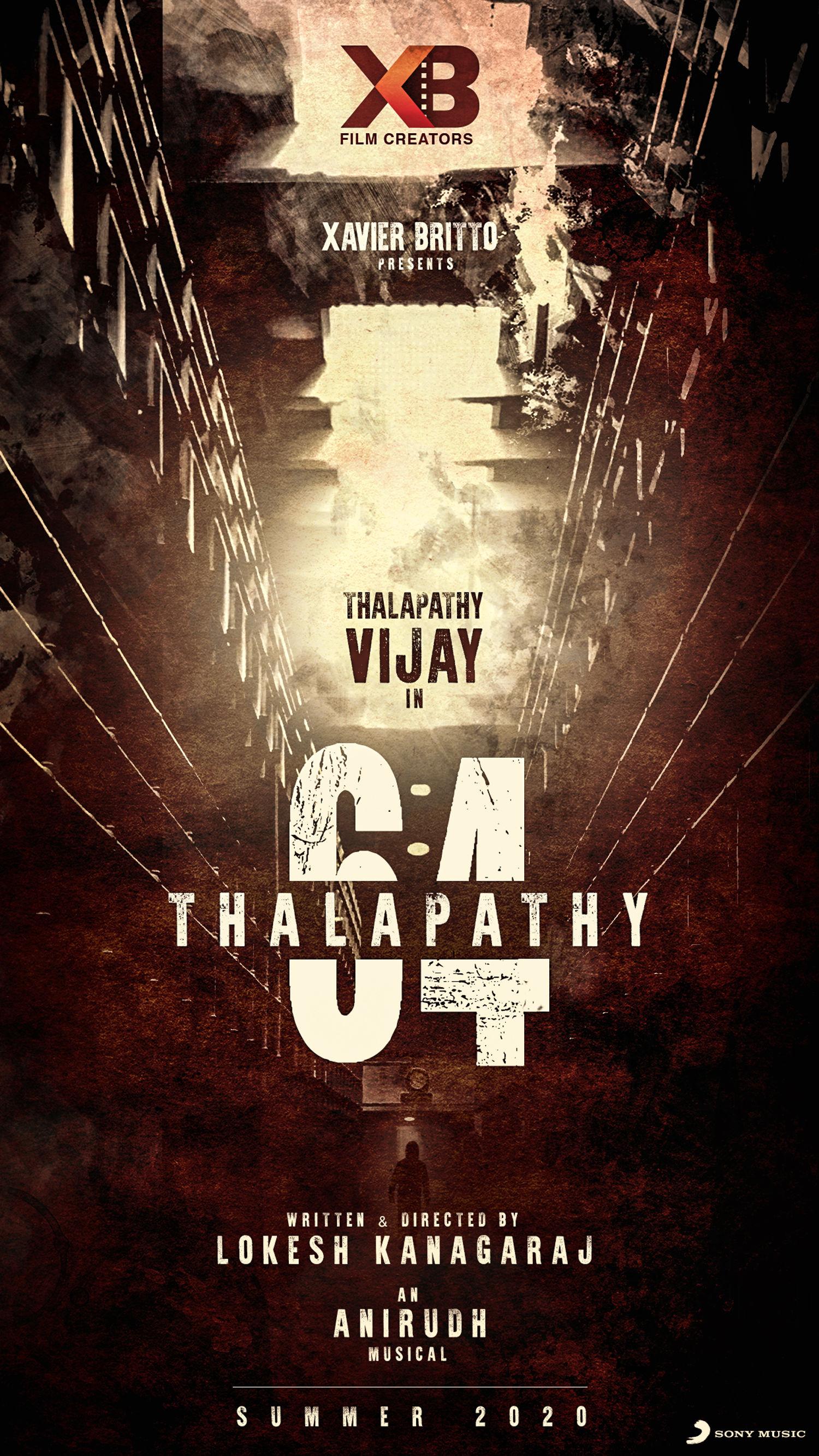 Thalapathy 64 Vijay Lokesh Kanagaraj Movie Details