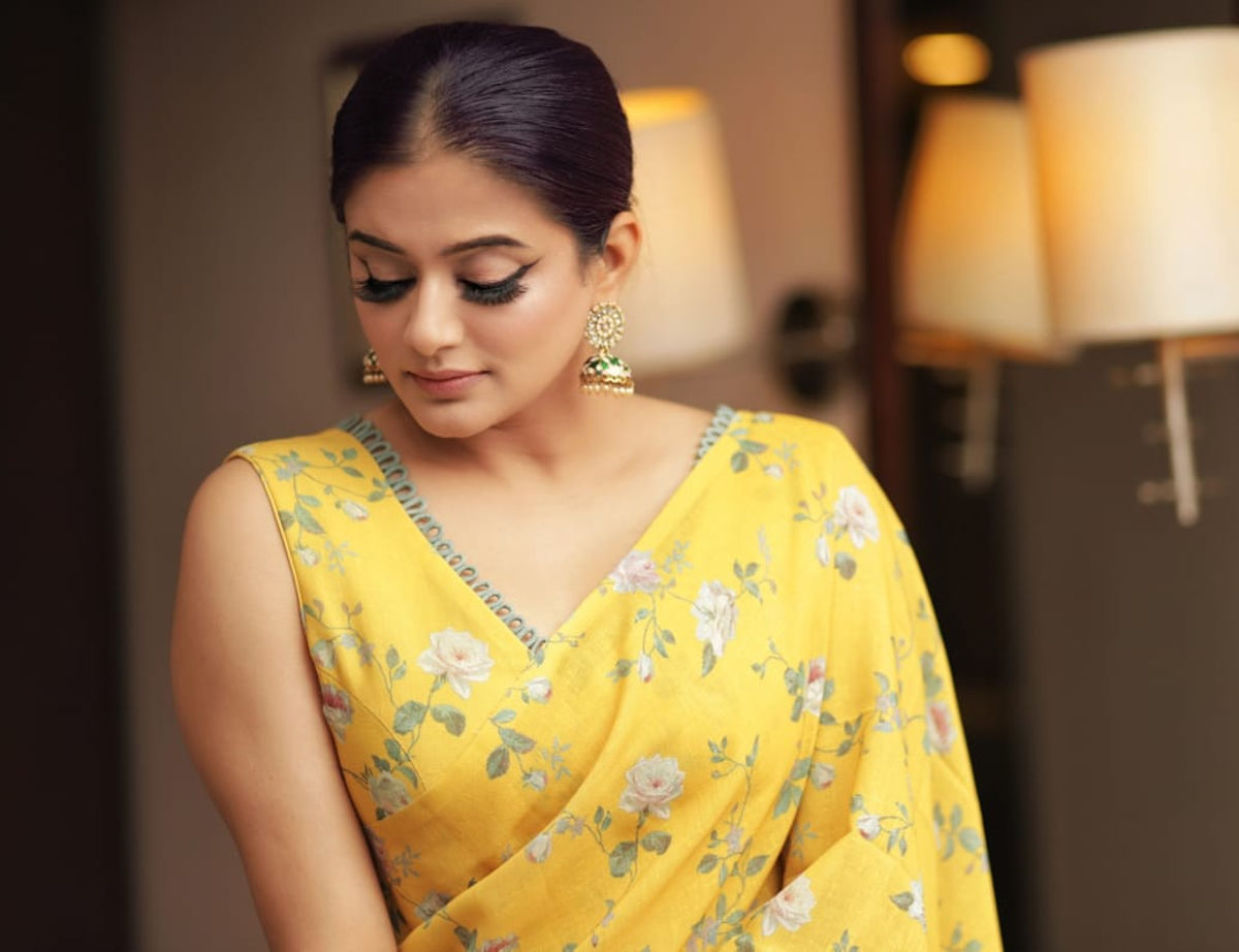 Actress Priyamani shares her experience working on THE FAMILY MAN web series
