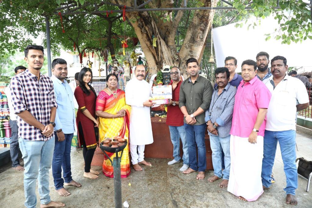 Arun Vijay Director GNR Kumaravelan film AV 30 launched