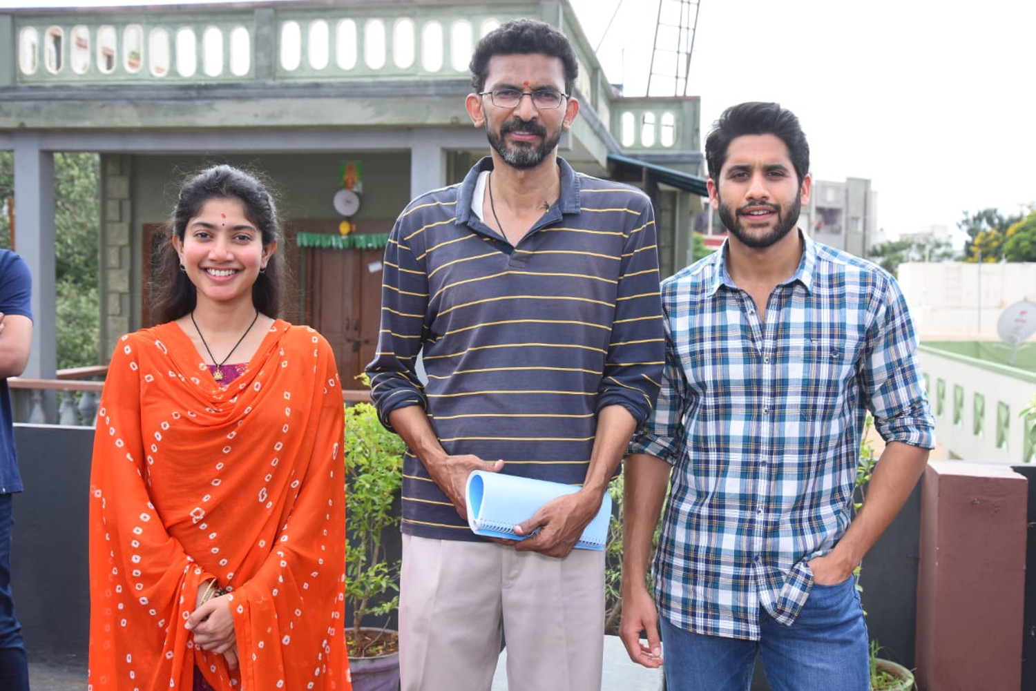 Sai Pallavi Naga Chaitanya Sekhar Kammula Movie Shooting started