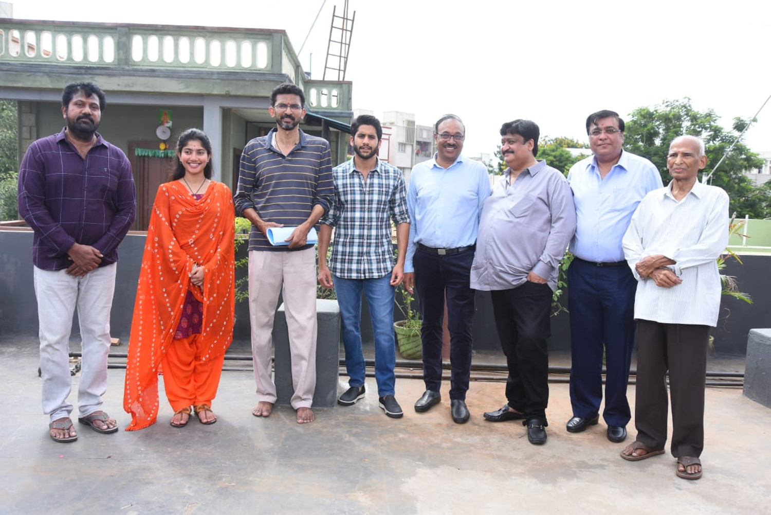 Sekhar Kammula Naga Chaitanya Sai Pallavi Movie Shooting Started