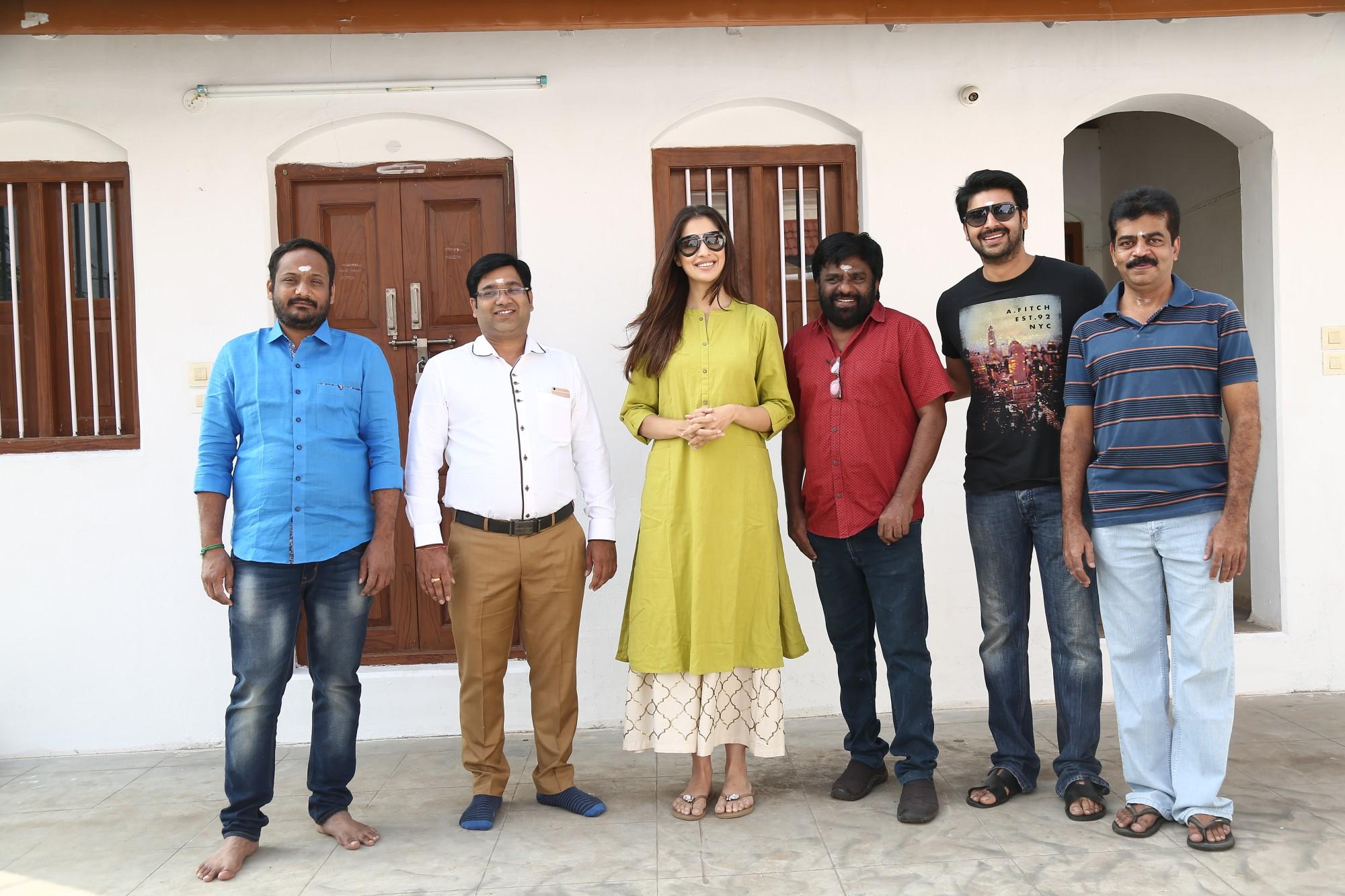 Srikanth & Rai Lakshmi pair in Mirugaa Movie