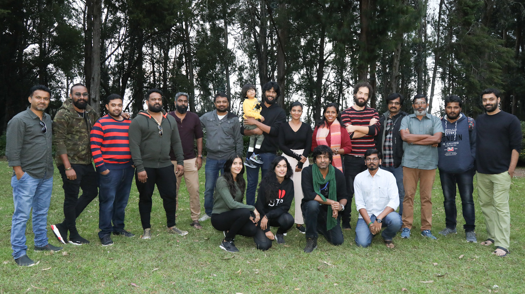 Stone Bench Films Production No.4 with Aishwarya Rajesh