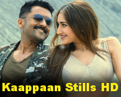 Suriya Sayyeshaa Kaappaan Movie HD Stills