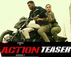 Vishal Tamanna Action Movie Teaser