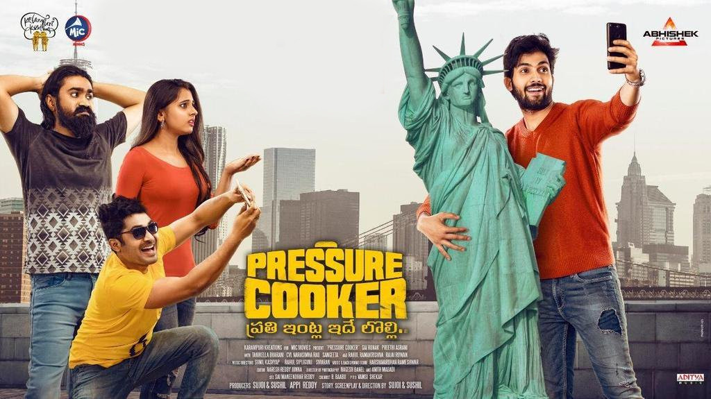 Abhishek Pictures Acquires Pressure Cooker Movie Theatrical Rights