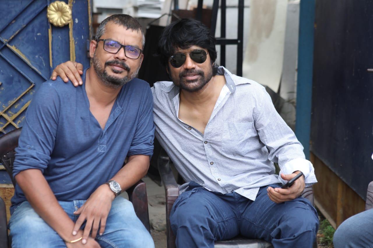 Anthony @ SJ Surya Radhamohan Movie Launch Stills