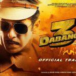 Dabangg 3 Movie Trailer