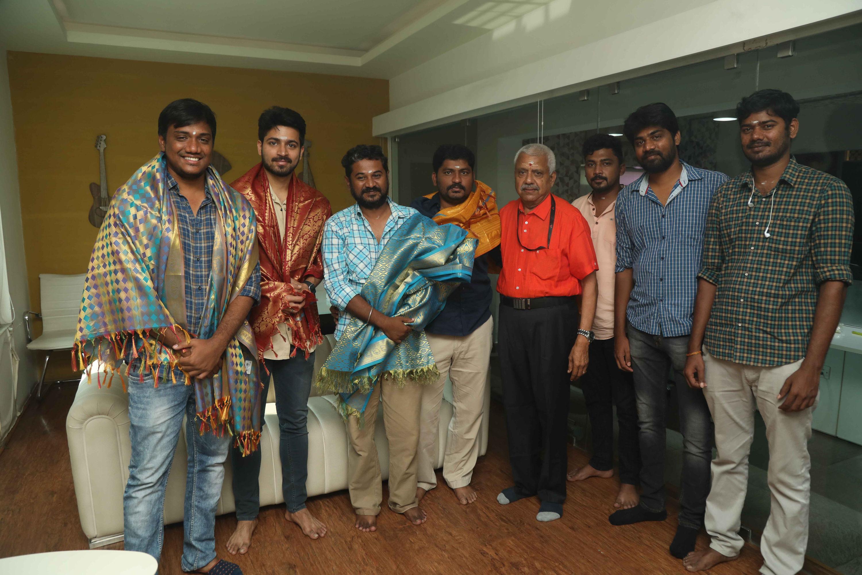 Dhanusu Raasi Neyargale dubbing commences