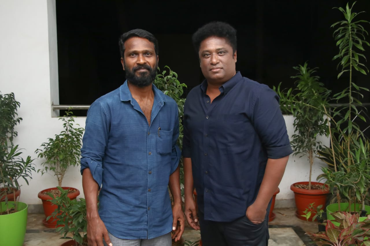 Director Vetrimaaran and Producer Elred Kumar team up for a new project