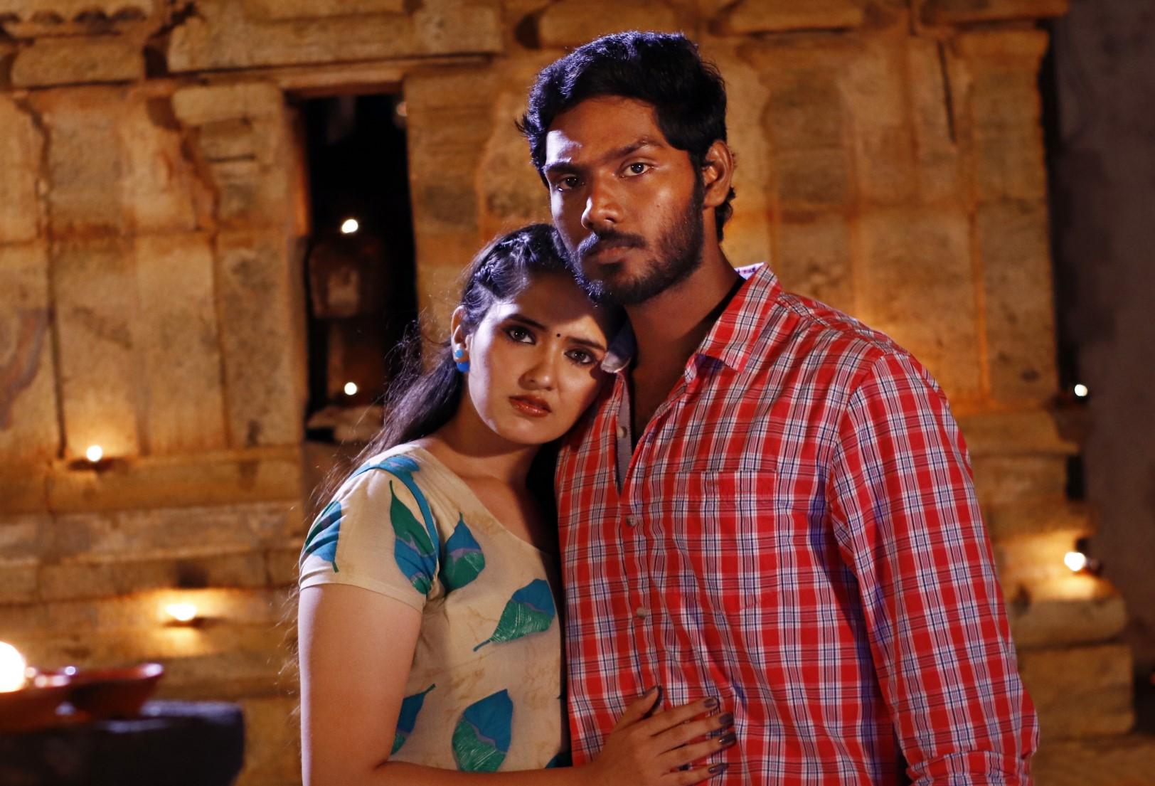 Divya, Nishanth in Galtha Movie Stills