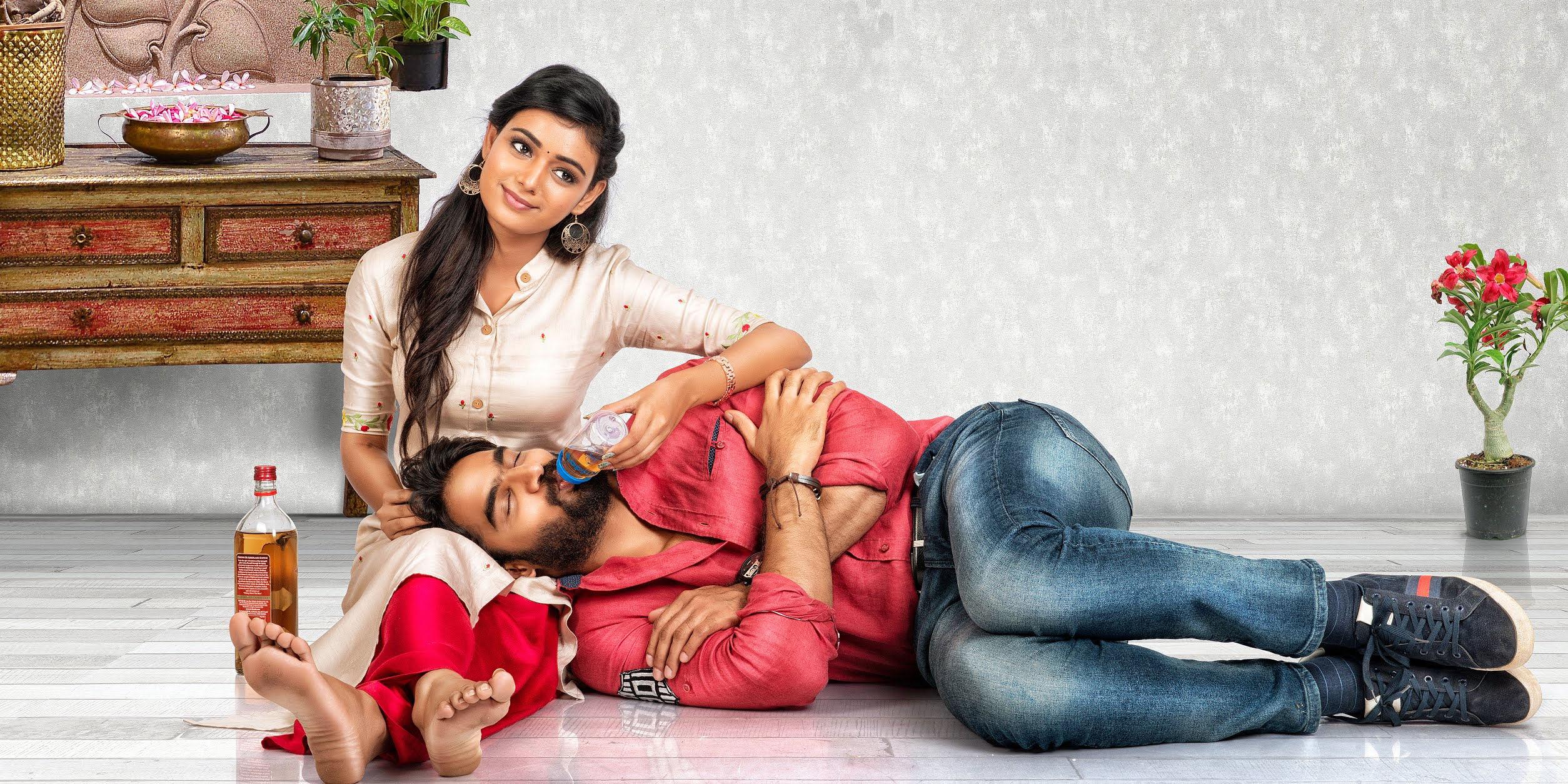 Karthikeya & Neha Solanki @ 90ML Movie