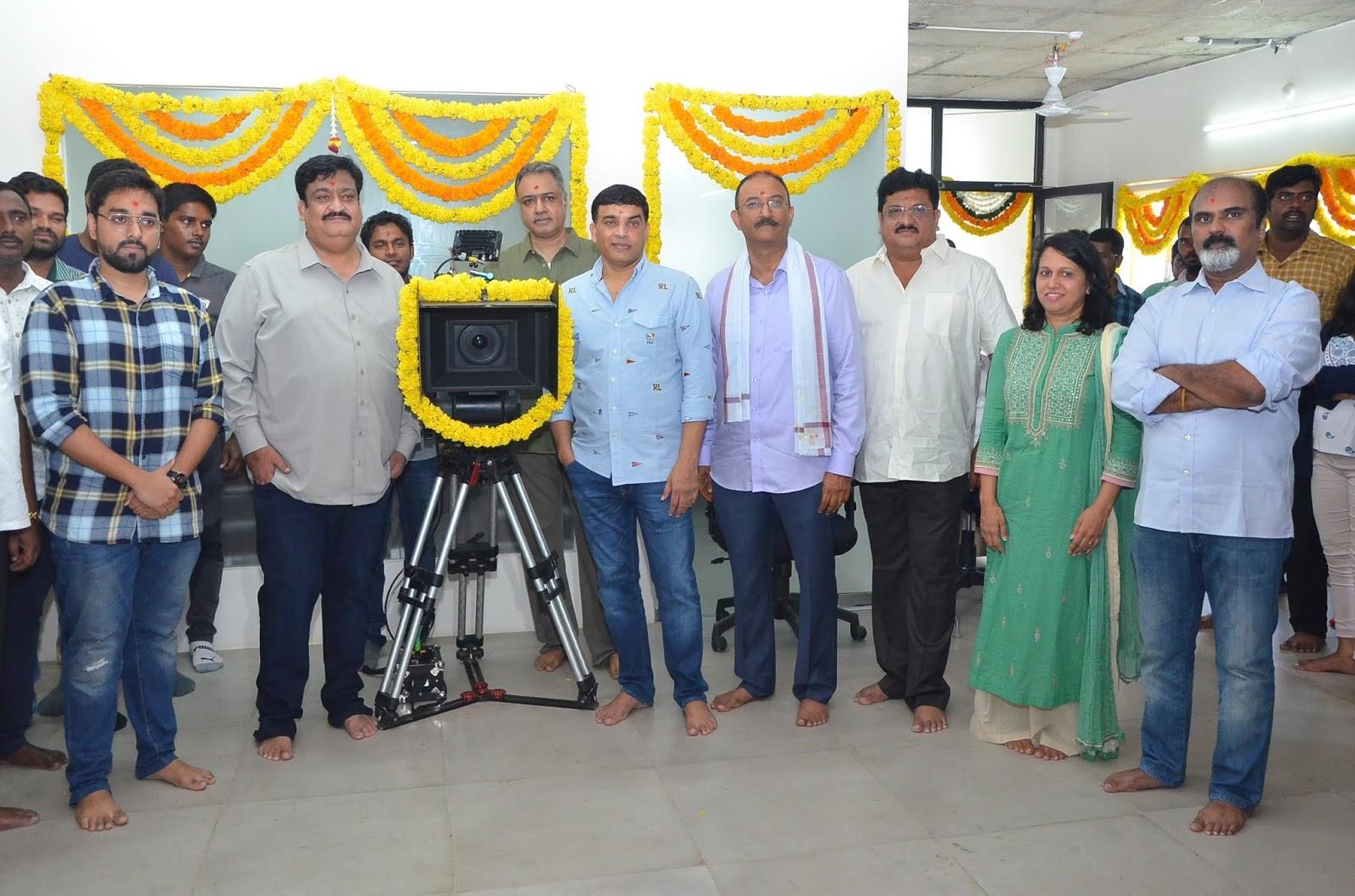 Naga Shaurya Santhosh Jagarlapudi Movie Opening Stills