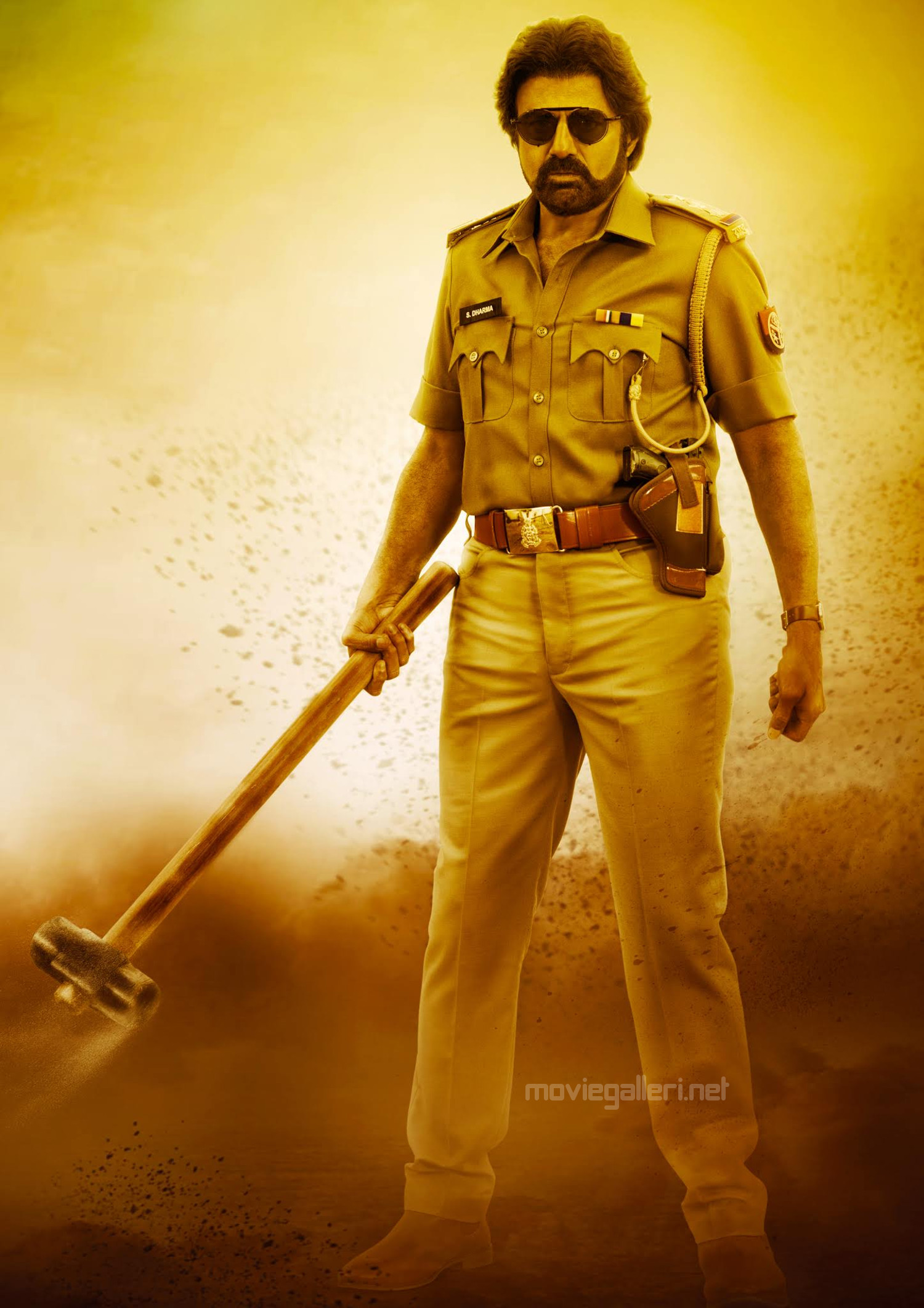 RULER Movie Balakrishna First Look Images HD