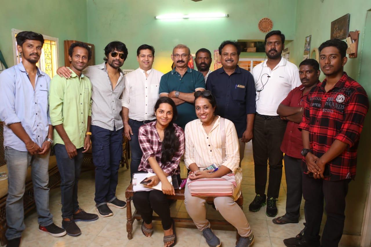 SJ Surya Radhamohan Movie Launch Stills