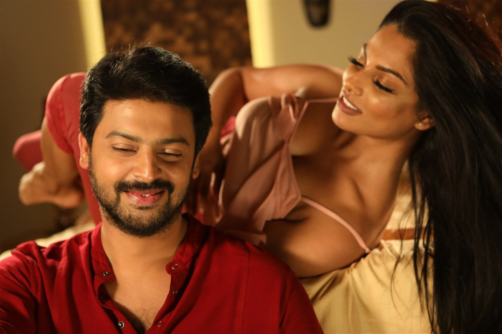 Srikanth Chandrika Ravi Un Kadhal Irundhal Movie Pics