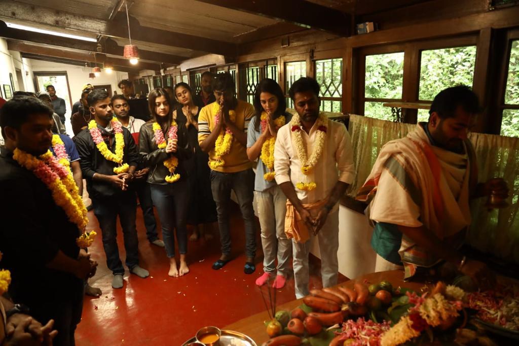 Director Ranjith Jeyakodi new film launched