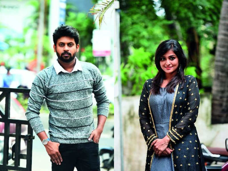 Rio Raj-Ramya Nambeesan starrer 'Laughter-Riot' Movie