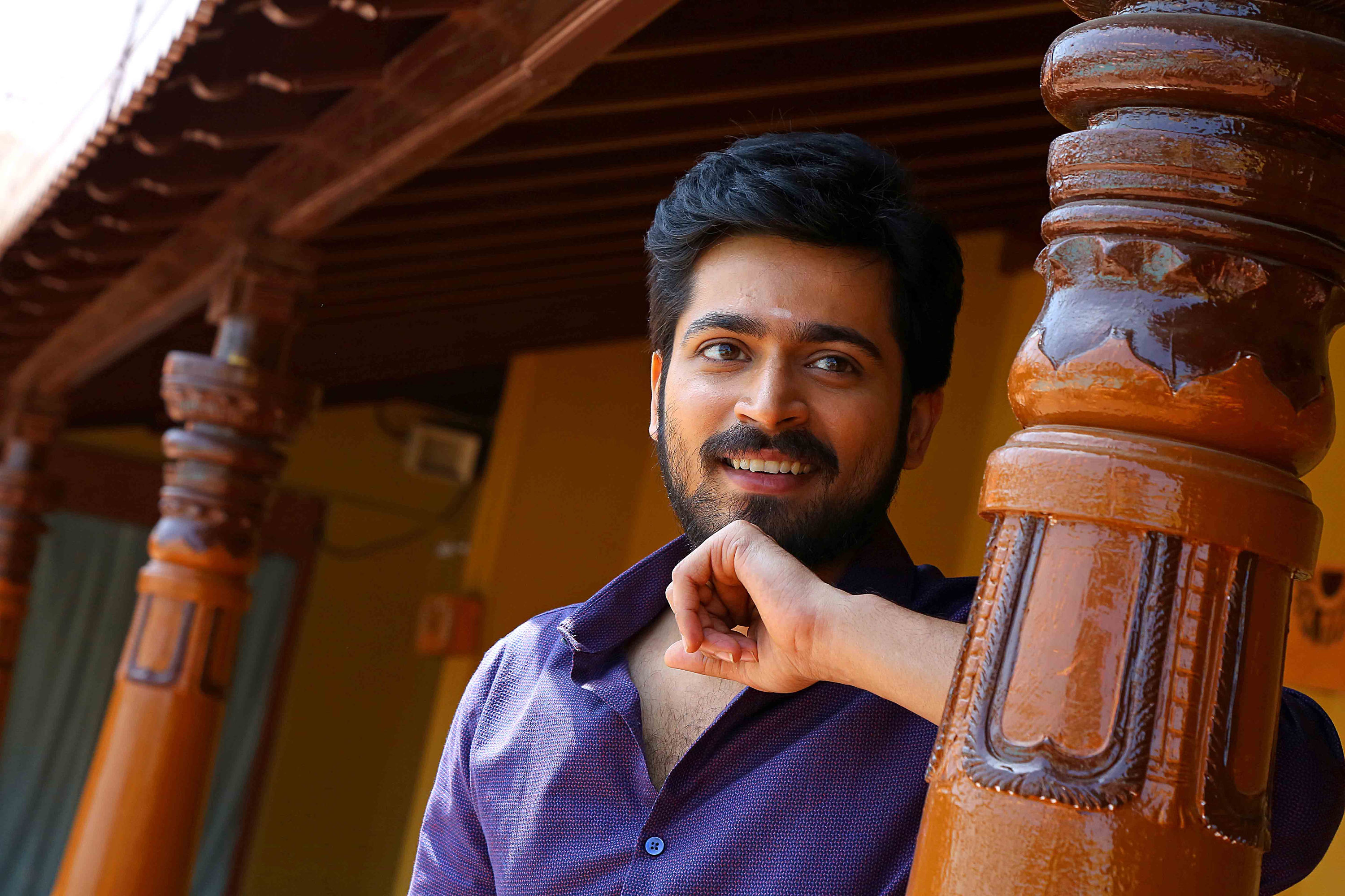 Actor Harish Kalyan about Dhanusu Raasi Neyargale Movie
